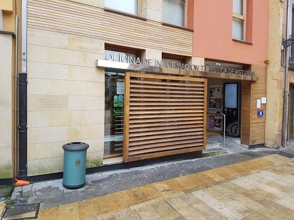 Centro de Información Turística del Principado de Asturias