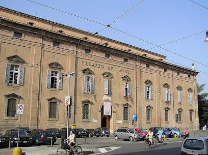 Palazzo dei Musei, Módena