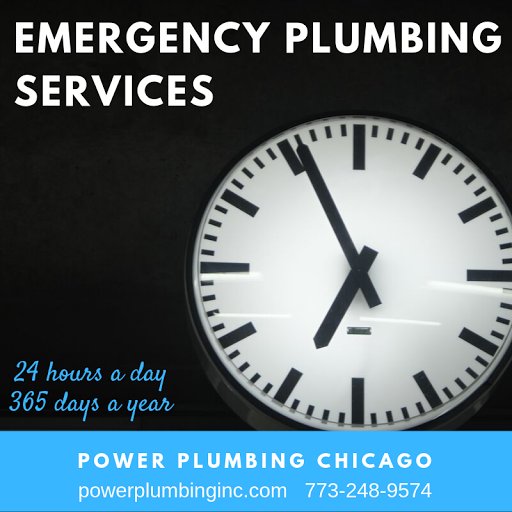 Power Plumbing & Sewer Contractor, Inc. in Chicago, Illinois