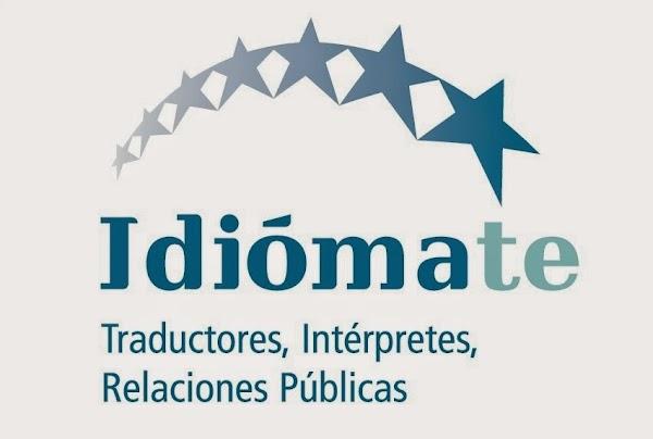 Idiomate Traductores Interpretes Relaciones Públicas