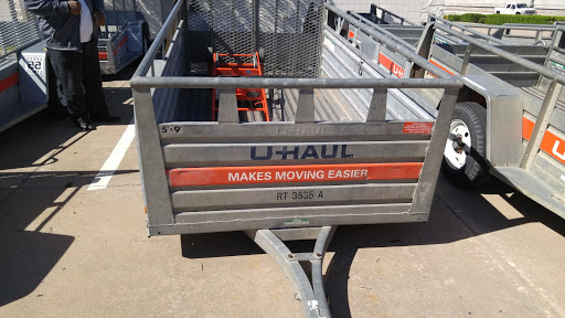 Truck Rental Agency «U-Haul Moving & Storage of Lewisville», reviews and photos