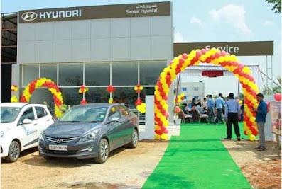 Sansai Hyundai MiryalagudaMiryalaguda