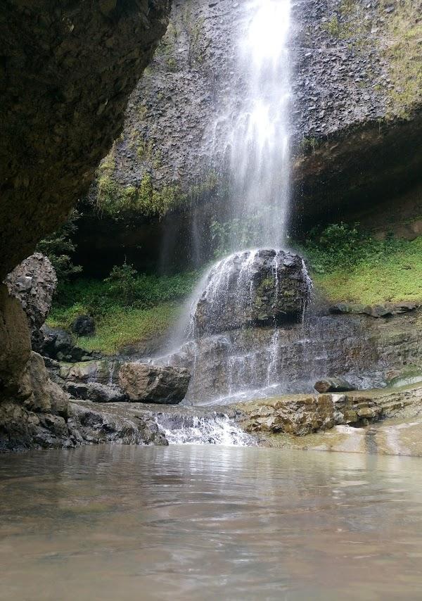 Air Terjun Banyunibo