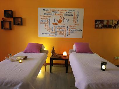 imagen de masajista Centro de Yoga y Masajes Feel Fine