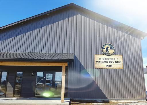 Brasserie Microbrasserie Le Coureur des Bois (Brasserie et Boutique) à Dolbeau-Mistassini (QC) | CanaGuide