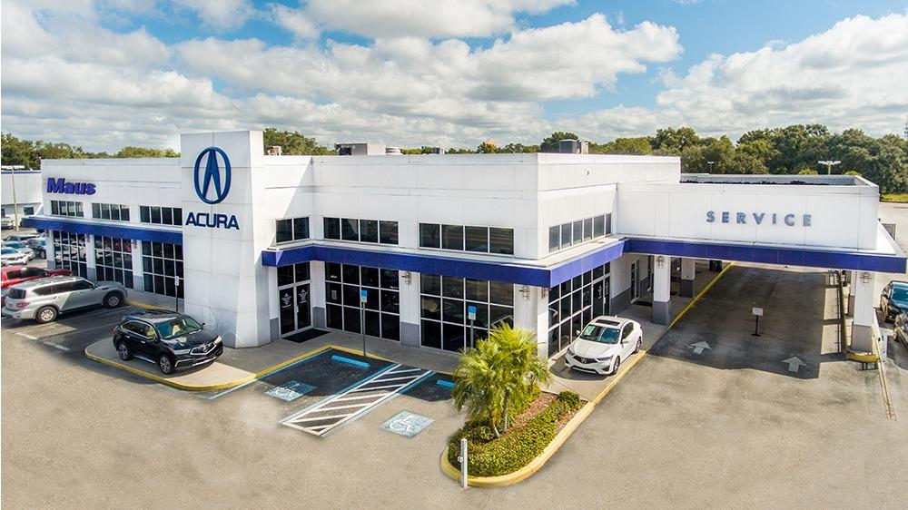 Maus Acura of North Tampa