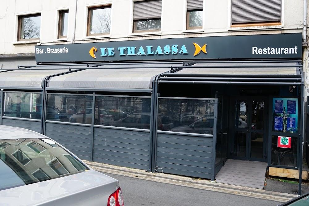 photo du resaurant Le Thalassa