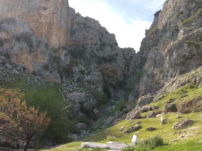 Cañón rio Bailón