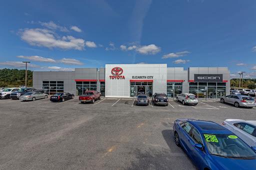 Car Dealer «Toyota of Elizabeth City», reviews and photos, 1002 Halstead Blvd, Elizabeth City, NC 27909, USA