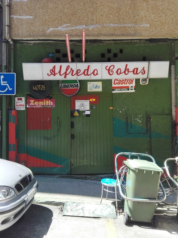 Alfredo Cobas