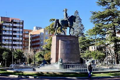 Monument to General Espartero