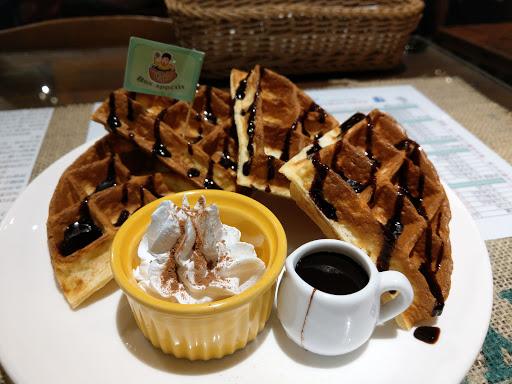 金門Mimo 自烘咖啡˙鬆餅屋