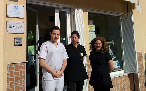 Centro de Fisioterapia Óscar Blanco González