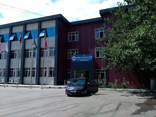 Orta Anadolu Gümrük ve Diş Ti̇caret Bölge Müdürlüğü