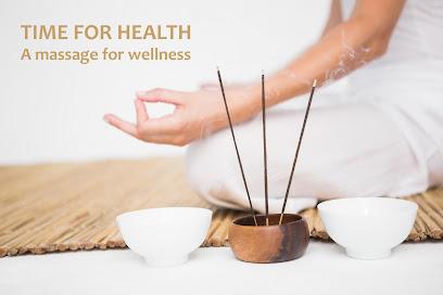 imagen de masajista Time For Health
