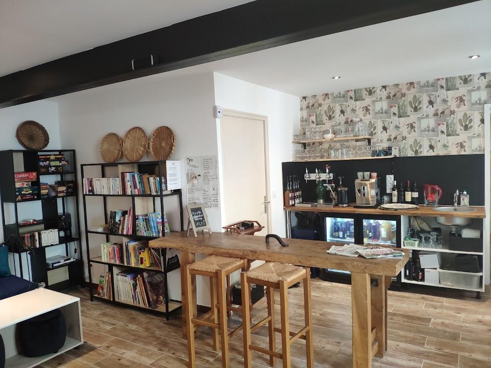 photo du resaurant L'Ostal Café