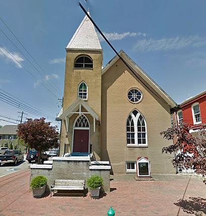 Methodist church Janes United Methodist Church