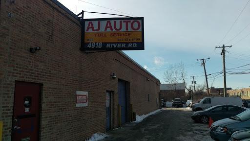 Auto Repair Shop «A J Auto», reviews and photos, 4918 N River Rd, Schiller  Park,