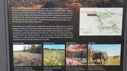 National Park «Wilderness Battlefield», reviews and photos, 35347 Constitution Hwy, Orange, VA 22160, USA