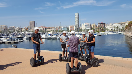 Segway Alicante I The official Segway Tour in Alicante