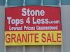 Stone Tops 4 Less logo