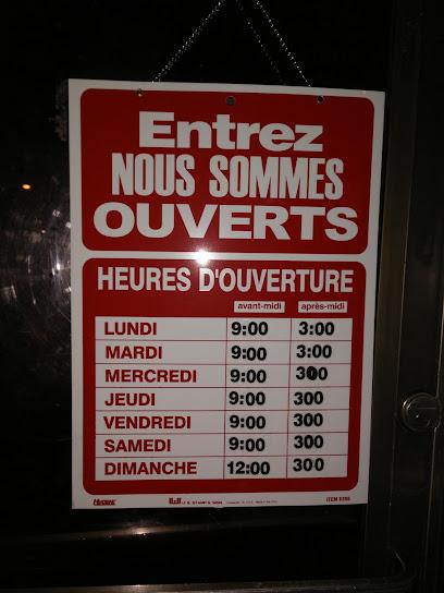 Brasserie L'Arcade Inc