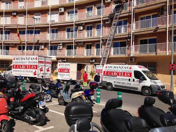 Mudanzas F. Cárceles - Ronda Sur