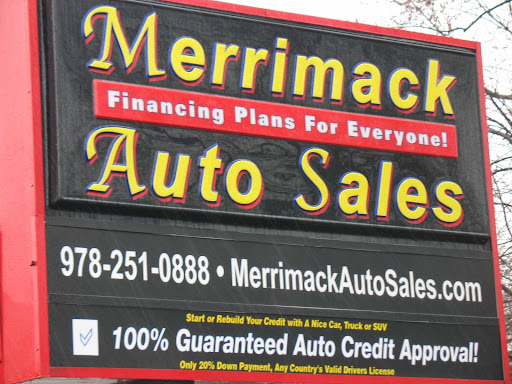 Used Car Dealer «Merrimack Auto Sales», reviews and photos, 176 Middlesex St, North Chelmsford, MA 01863, USA