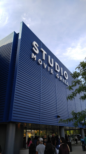 Movie Theater «Studio Movie Grill», reviews and photos, 210 W 87th St, Chicago, IL 60620, USA