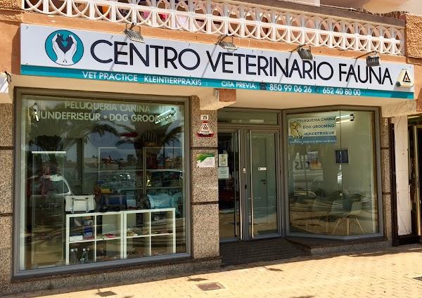 CENTRO VETERINARIO FAUNA