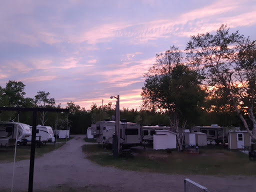 Campground Club Behaunico Inc Camping in Baie-Comeau (QC) | CanaGuide