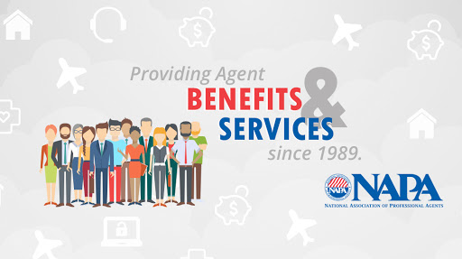 National Association of Professional Agents (NAPA), 8430 Enterprise Cir #200, Lakewood Ranch, FL 34202, Insurance Agency