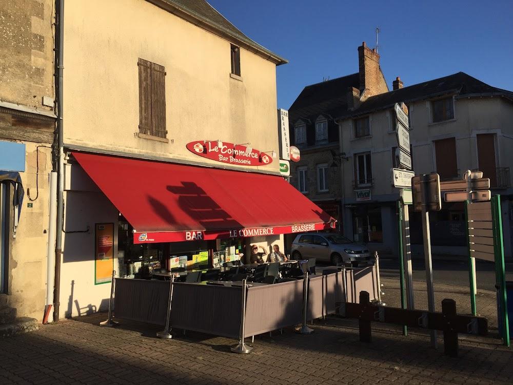 photo du resaurant Brasserie Le Commerce Patrice