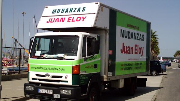 Mudanzas Y Transportes Juan Eloy