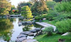 The Japanese Friendship Garden of Phoenix