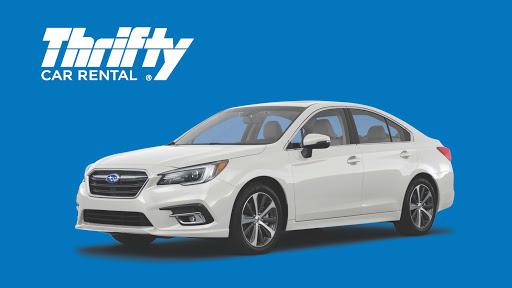 Car Rental Thrifty Car Rental in Moncton (NB) | AutoDir