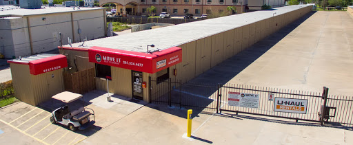 Move It Self Storage - Kemah, 525 Cien Rd, Kemah, TX 77565, Self-Storage Facility
