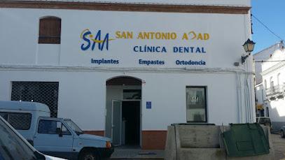CLINICA DENTAL SAN ANTONIO ABAD (SAA) en Trigueros
