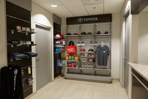 Toyota Dealer «Milton Martin Toyota», Reviews And Photos, 3150 Milton  Martin Toyota Way, Gainesville, GA ...