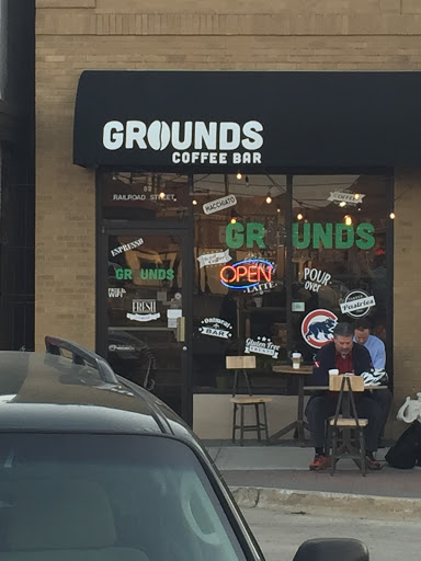 Coffee Shop «Grounds Coffee Bar», reviews and photos, 82 Railroad St Suite B, Crystal Lake, IL 60014, USA