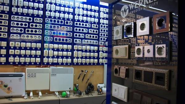 Магазин строительных товаров «Столичный двор» в городе Хабаровск, фотографии