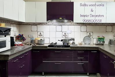 Babbu Wood Works & Interior Decorators