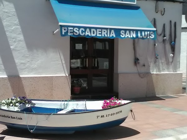 Pescadería San Luis