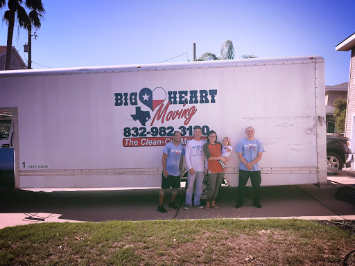 Mover «Big Heart Moving LLC», reviews and photos