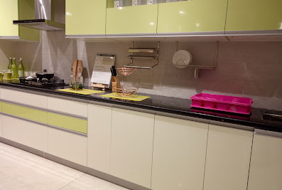 Modular Kitchen Trolley and furnitureNashik
