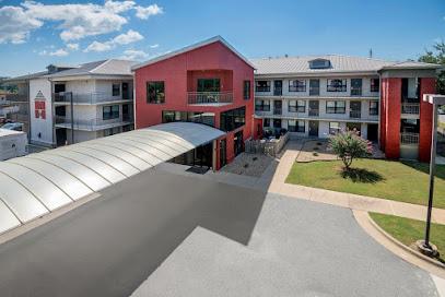 Markham House Suites Little Rock Medical Center