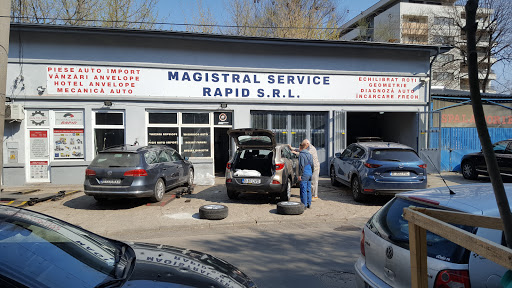 Magistral Service