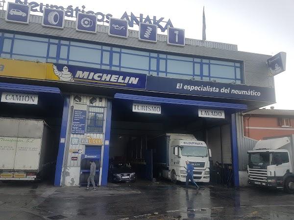 Neumáticos Anaka