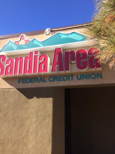 Sandia Area Federal Credit Union, 8505 Candelaria Rd NE, Albuquerque, NM 87112, Federal Credit Union