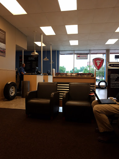 Tire Shop «Firestone Complete Auto Care», reviews and photos, 118 S 4th St, Gadsden, AL 35901, USA